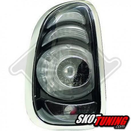 LAMPY TYLNE LED MINI R60 12+ CZARNE
