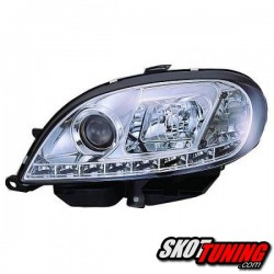 REFLEKTORY LED CITROEN SAXO 00-04  CHROM