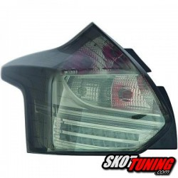 LAMPY TYLNE LED FORD FOCUS 2011+ DYMIONE
