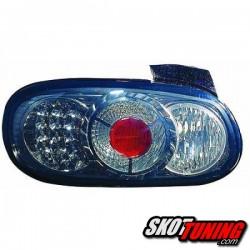 LAMPY TYLNE LED MAZDA MX5 ROADSTER 98-05 CZARNE