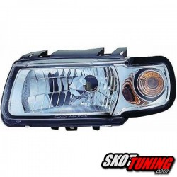 REFLEKTORY VW POLO 6N 94-99 CHROM