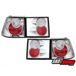 LAMPY TYLNE VW CORRADO 88-95 PRZEŹROCZYSTE