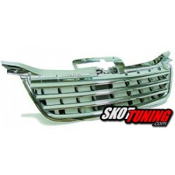ATRAPA / GRILL VW TOURAN / CADDY 03-06 CHROM
