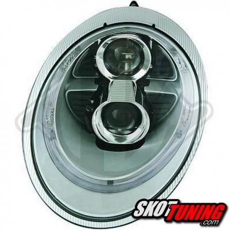 REFLEKTORY PORSCHE 911 997 04-09 CHROM