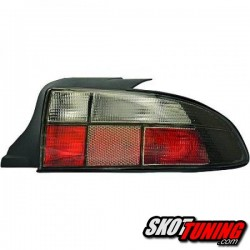 LAMPY TYLNE BMW Z3 96-99 CZARNE