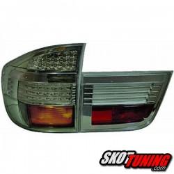 LAMPY TYLNE LED BMW X5 06-10 DYMIONE