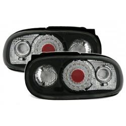 LAMPY TYLNE LED MAZDA MX-5 ROADSTER 9.89-4.98 CZARNE