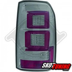 LAMPY TYLNE LED  LAND ROVER DISCOVERY 04-13 DYMIONE