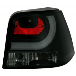 LAMPY TYLNE LED VW GOLF IV 97-04 CZARNE
