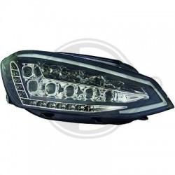 LAMPY PRZEDNIE LED Volkswagen Golf VII 12-17
