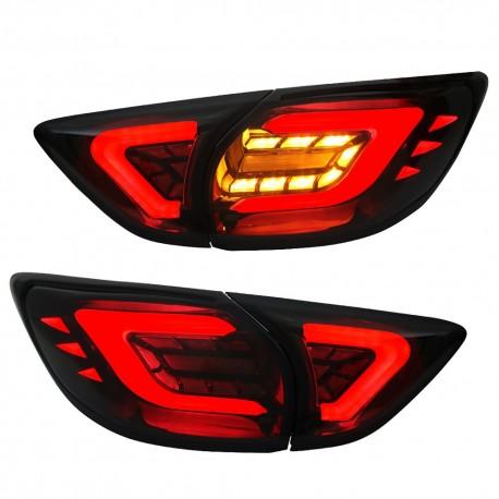 LAMPY TYLNE LIGHTBAR MAZDA CX5 11-17