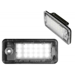 OŚWIETLENIE REJESTACJI LED AUDI A3 8P, A4 B6, A4 , A6, A8