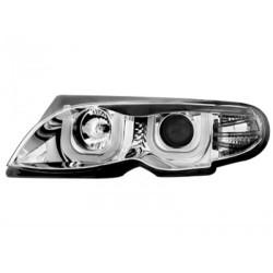 REFLEKTORY LED BMW E46 SEDAN 02-05 CHROM U-DESIGN