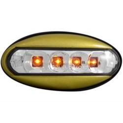 KIERUNKOWSKAZY BOCZNE LED PEUGEOT 206 / 407 / 607